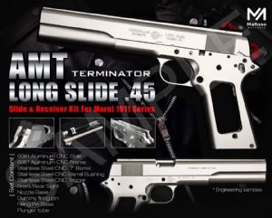 Mafioso Arms AMT Hardballer body Kit